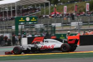 Haas relieved to avoid 'madness' of 2019 F1 driver market