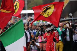 Where are the Italian F1 drivers?