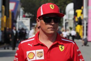 Raikkonen: No extra pressure on Ferrari to win at Monza