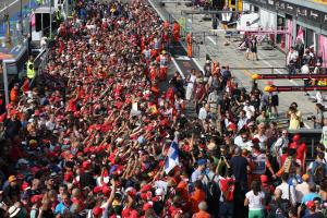 F1 Paddock Notebook - Italian GP Thursday