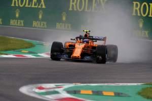 Norris replaces Vandoorne at McLaren for 2019