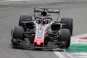 Haas beating Grosjean's pre-season expectations