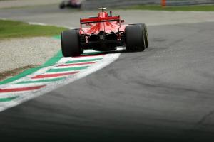 F1 Italian Grand Prix - Qualifying Results
