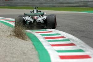 F1 Italian Grand Prix - Race Results