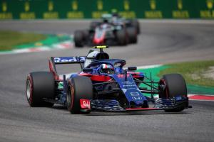 Gasly: Honda produced a good surprise at Monza
