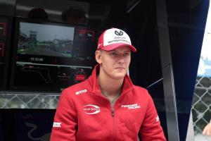 Name 'won't burden' Schumacher's progress to F1 - Hamilton