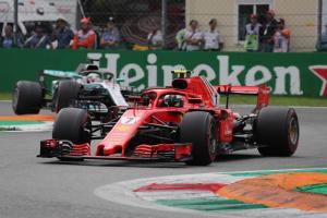 Hamilton, Raikkonen battle was F1 at its best - Brawn