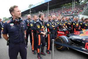 Horner encouraged by Honda's 'strong desire'
