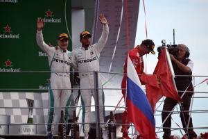 Hamilton: Monza podium boos were 'motivation'