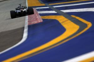 F1 Singapore GP - Qualifying Results
