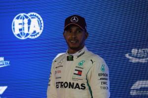 """Hamilton can't explain """"magic"""" Singapore pole lap"""