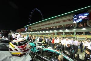 F1 Paddock Notebook - Singapore GP Sunday