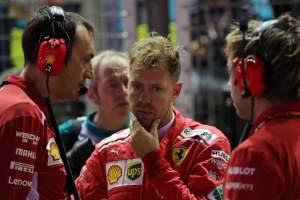 Vettel: 'I will always defend Ferrari'
