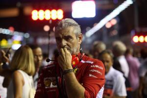 Ferrari: Not all is lost in F1 title fight