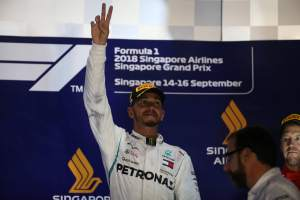 Hamilton had 'heart in mouth' during backmarker squabble