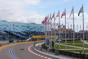 F1 Russian GP - Free Practice 2 Results