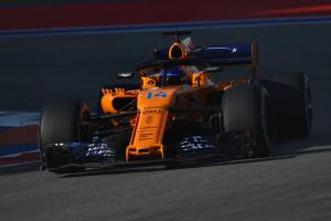 Alonso: Points still possible for McLaren from P16