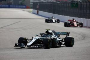 Wolff: Team orders 'the harsh reality' for Bottas