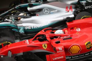 Vettel against 'now or never' F1 title attack