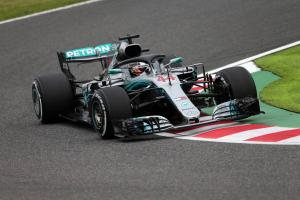 Hamilton, Mercedes continue to dominate in Japan FP2