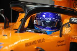 Alonso: No value in finishing 'best of the rest' in F1 2018