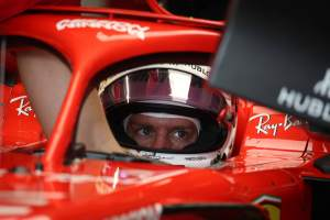 Vettel leads Ferrari fightback in final US GP practice