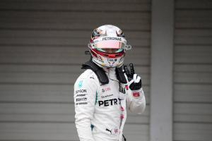 Mistake-free qualifying shows Mercedes is best F1 team - Hamilton
