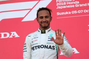 How Lewis Hamilton can claim a fifth F1 title in Austin