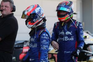 Gasly, Hartley set for COTA grid penalties