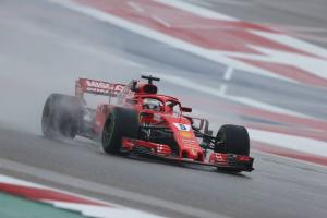 F1 2018 US GP: FP2 as it happened