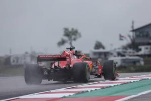 FIA explains Vettel penalty for F1 red flag rule breach