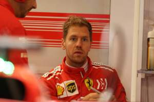 Vettel wants 'common sense' approach after 'wrong' penalty
