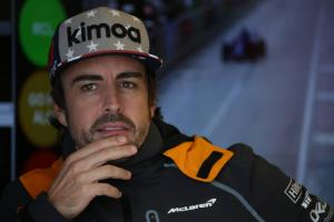 Alonso names biggest F1 rival