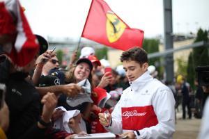 Leclerc reveals key breakthrough in rookie F1 campaign