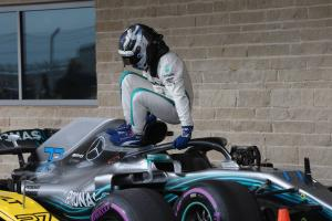 Bottas targets Raikkonen after Q3 struggles
