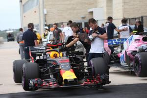 F1 Paddock Notebook - United States GP Saturday
