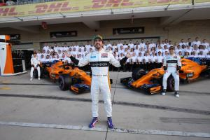 Alonso: 9/10 drivers would have joined McLaren when I did