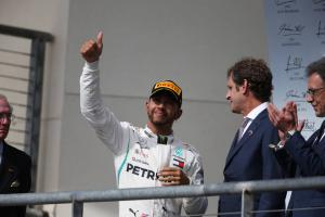 Hamilton: Mercedes will 'kick ourselves up the backside'
