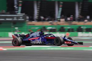 'Excited' Hartley planning to keep Toro Rosso aero update
