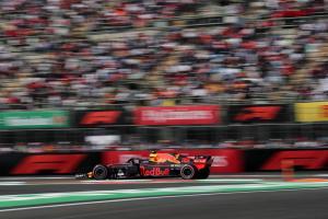 Verstappen completes Mexico practice sweep in damp FP3