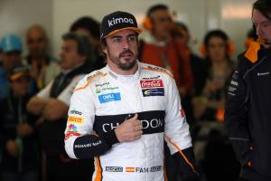 Alonso 'very open' to testing 2019 McLaren F1 car