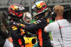 Red Bull has 'synchronised' start plan for Mexican GP