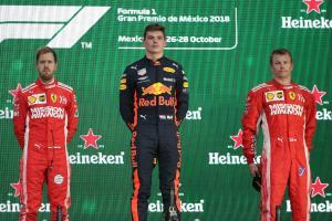 F1 Driver Ratings - Mexican Grand Prix