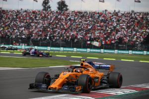 Vandoorne happy to be 'noticed' with points finish in Mexico