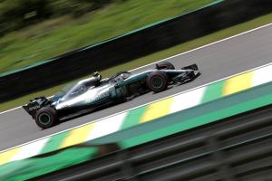 Bottas leads Mercedes one-two in Brazil FP2