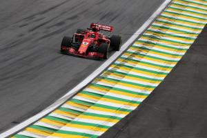 Vettel confident Ferrari 'in the ballpark' at Interlagos