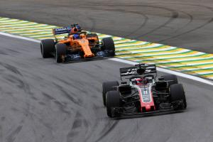 F1 Brazilian GP - Qualifying Results