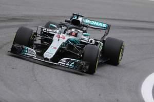 Hamilton: Mercedes still working on car issues in Brazil