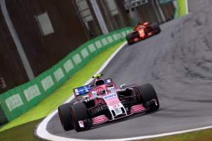 Ocon gets Interlagos grid penalty after gearbox change
