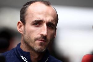 Kubica: It's a story which probably nobody believed
